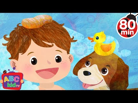 Bath Song (2D) | +More Nursery Rhymes & Kids Songs - CoCoMelon