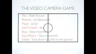 Gym Games - The Video Camera Game