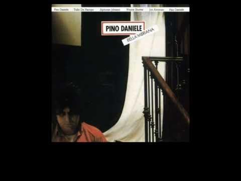 Pino Daniele - Io vivo come te