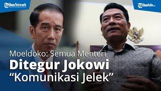 Semua Menteri Ditegur Jokowi, Moeldoko: Komunikasi terkait UU Cipta Kerja Sangat Jelek