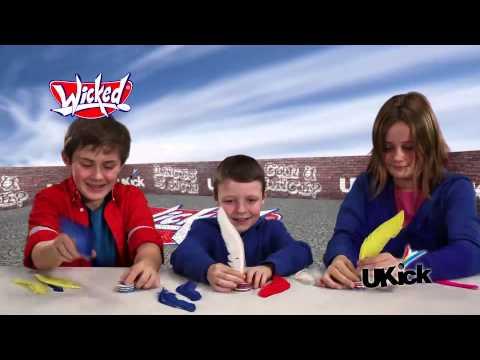 Wicked UKick - Video Presentation