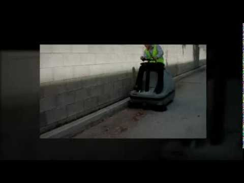 SureSweep SM900 Sweeper