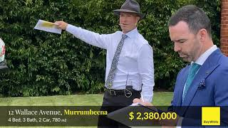 Auction Highlights - 12 Wallace Avenue, Murrumbeena