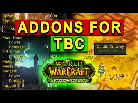 Top 10 Addons You NEED for TBC Classic
