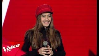 Anisa G - Friends | Audicionet e Fshehura | The Voice Kids Albania 2019