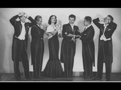Hanka Brzezińska i Chór Dana-Jonny i Jo-1938!