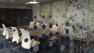 I/O Vision Environmental Graphics Package By Media Marksmen