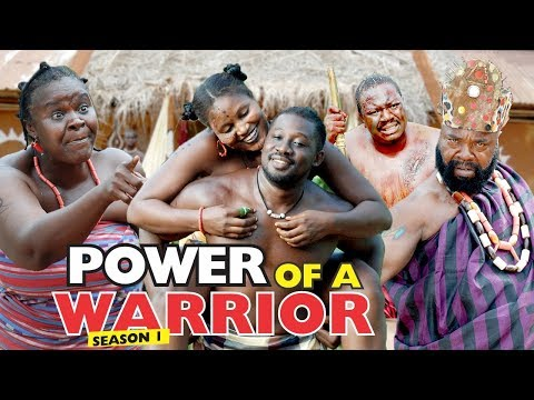 POWER OF A WARRIOR 1 - 2018 LATEST NIGERIAN NOLLYWOOD MOVIES || TRENDING NOLLYWOOD MOVIES