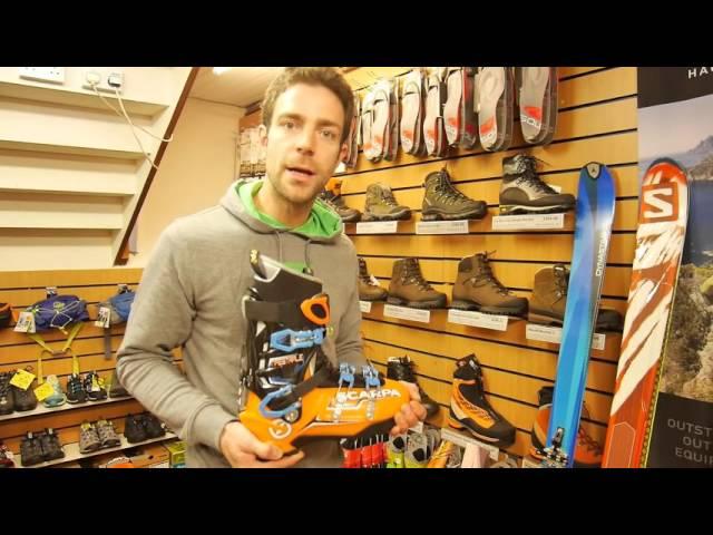 ski touring and ski mountaineering boot advice