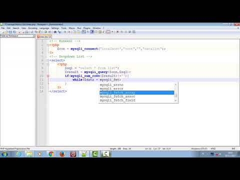mp4 Coding Php Combobox, download Coding Php Combobox video klip Coding Php Combobox