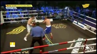 2016-05-14 Берикбай Нуримбетов vs Artur Zemlyanyi