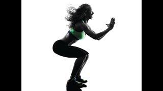 Legs Workout- Yoga, Pilates, Kettlebell, Plyo, and Cardio