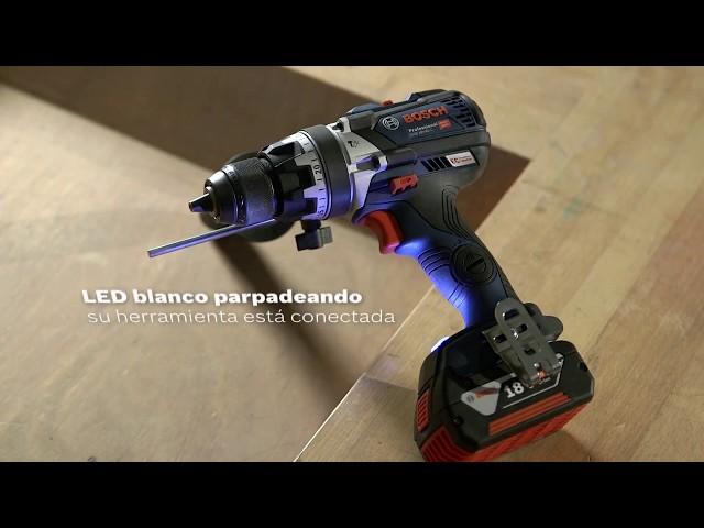 Video SIERRA DE SABLE BOSCH GSA 10.8 V-LI 0.601.64L.901