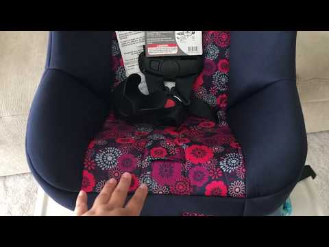 Budget Car Seat Review: Cosco Scenera NEXT Convertable Car Seat