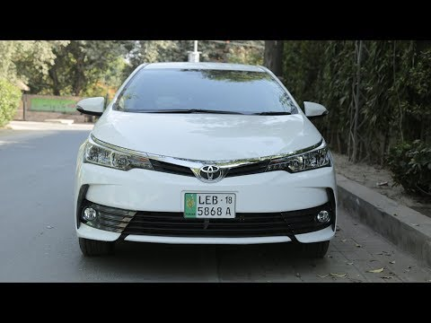 Toyota Corolla Altis 1.6 2018 Facelift Owner's review