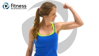 Fun Fat Burning Cardio Workout At Home to Boost Endurance and Get Fit Fast by FitnessBlender