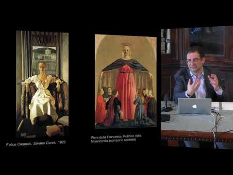 La storia dell'arte. Intertestualità visiva - Lincei e SNS - 10-5-2018