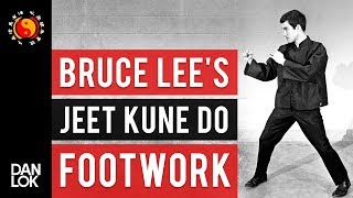 Jeet Kune Do Footwork Techniques