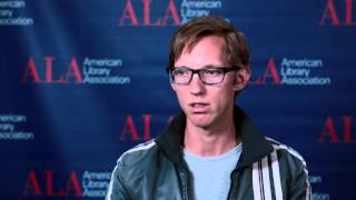 2015 ALA Annual Conference - Joshua Davis on 'Spare Parts'