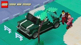 LEGO MINI Cooper build ~Short story~