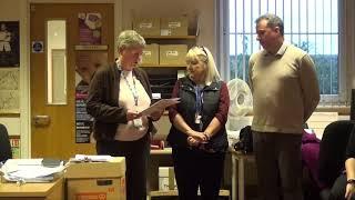 NHFT Quality Awards: Unsung Hero Marisa Ellis and Kelvin Lack