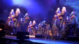 "Allman Brothers Band ""Don't Want You No More"" and ""It's Not My Cross to Bear"""