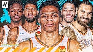 Oklahoma City Thunder VERY BEST Plays & Highlights from 2018-19 NBA Season!