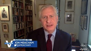 """Jon Meacham on Endorsing Biden and New Documentary """"The Soul of America"""" 