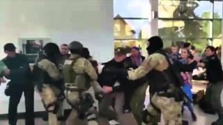 Чеченские Беженцы в Польше 08.09.15