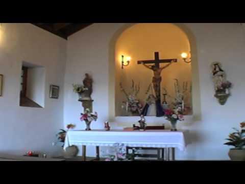 """Die Wallfahrtskapelle """"Santo Cristo"""", Algatocín"""