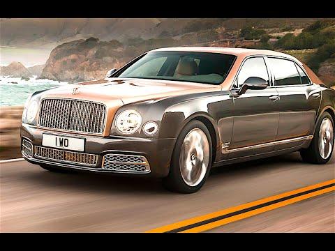 Bentley Mulsanne 2017 EWB New Bentley Mulsanne EWB SPEED Commercial CARJAM TV HD 2016