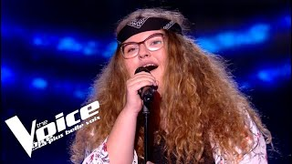 Tom Walker   Leave A Light On | Camille | The Voice 2019 | Blind Audition