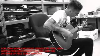 Chris #2 (Anti-Flag) - Bring Out Your Dead (acoustic)