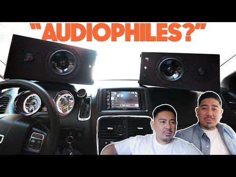 Are Car Audio Guys Audiophiles? - Dayton Audio DSP 408 & US Acoustics Lisa Amps