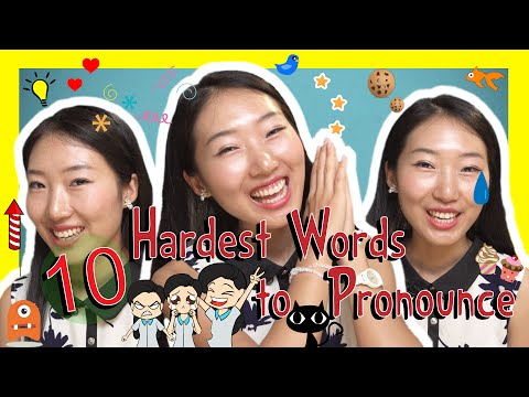 Learn the Top 10 Hardest Chinese Words to Pronounce