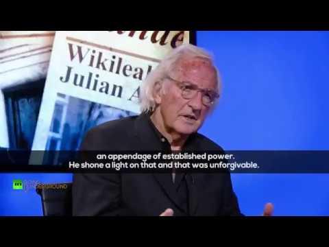'Assange showed that the media is an appendage of established power' – John Pilger