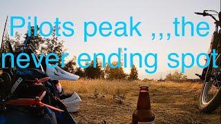 PILOT'S PEAK the Never ending spot / FPV FREESTYLE