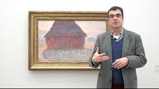 Einführung in die Monet-Ausstellung