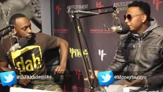 Moneybagg Yo Talks Relationship With Yo Gotti, 2 Federal , Life On the Road With Dj Akademkis
