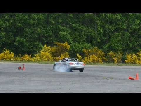 Packwood Autocross bumper cam