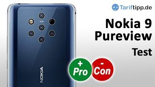 Nokia 9 Pureview | Test deutsch