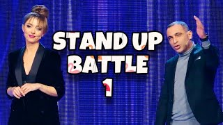 Women's Club 51 - Stand Up Battle 1 /Тома VS Чаренц/