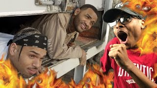 Rip Logic? | Joyner Lucas & Chris Brown - Stranger Things | Reaction
