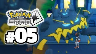 Guzzlord  - (Pokémon) - THIS THING CRASHED MY GAME... - Pokemon Star 3DS Rom Hack (Part 5)