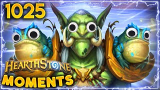 Zentimo Is The MOST BROKEN CARD (for a priest)   Hearthstone Daily Moments Ep.1025