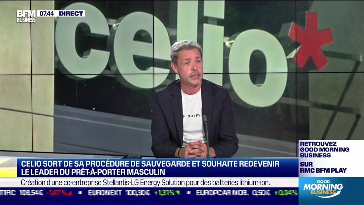 Joannes Soënen (Celio) : La marque Celio compte se relancer