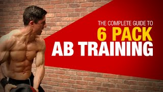 SIX PACK ABS TRAINING (Complete Guide!)