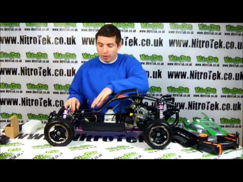 AoWei 1/5th Scale 26cc Yama Petrol RC Buggy Review