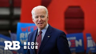 Why black voters are supporting Joe Biden in Democratic primaries