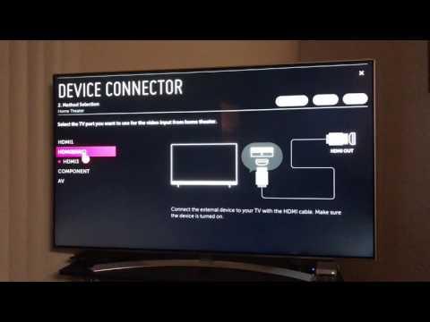 LG Smart TV WebOS Magic Remote Bose Soundbar Workaround